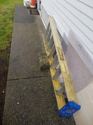 8 foot werner ladder for Sale in Everett, WA