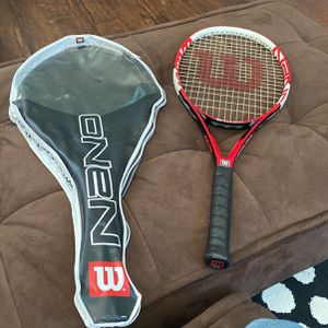 Wilson Tennis Racket Nano Carbon for Sale in Riverside, CA