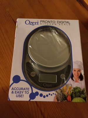 Ozeri Pronto Digital Kitchen Scale for Sale in Bronx, NY