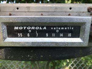 Antique Auto Motorola AM Radio 55 Chevrolet for Sale in Fall River, MA