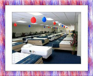 Full mattress plush free box spring for Sale in Rockville, MD