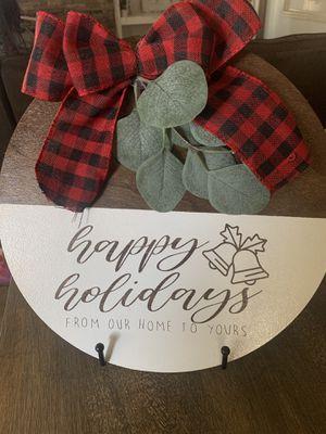 holiday door/home decor for Sale in Murrieta, CA