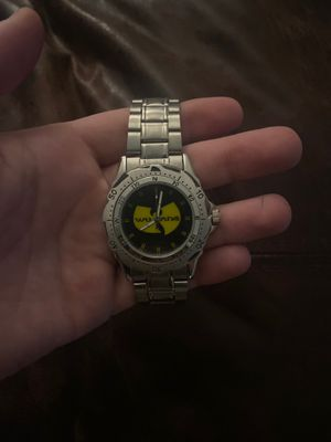 Wu Tang silver watch for Sale in Mesa, AZ