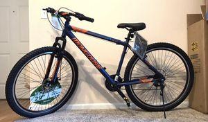 "NEW 29"" Wheel Orange & Navy Blue Mongoose Mountain Bike for Sale in Columbus, OH"