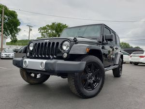 2015 JEEP WRANGLER SAHARA $4000 DOWN PAYMENT for Sale in Nashville, TN