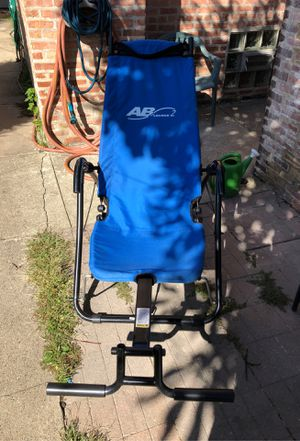 Ab lounge 2 workout chair for Sale in Chicago, IL