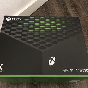 Xbox Series X 1 TB Console Brand New for Sale in Hollywood, FL