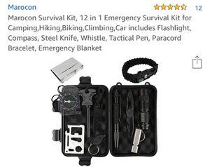 Survival emergency kit for Sale in Miami, FL