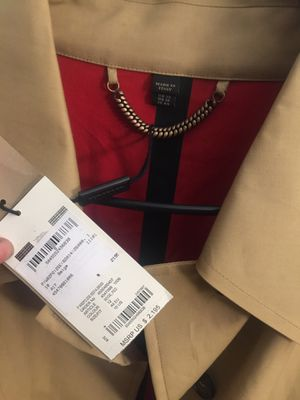 Burberry Trench Coat for Sale in Hayward, CA