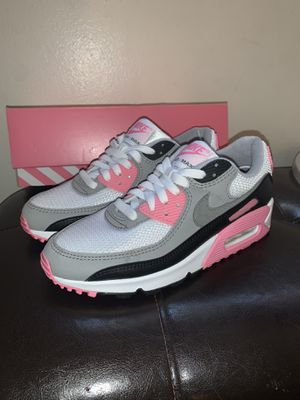 Women's Nike air max 90 rose pink cd0409-102 size 7 for Sale in Los Angeles, CA