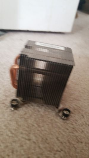 Hp CPU cooler for Sale in Rockville, MD