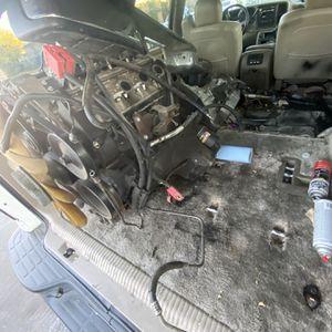 Motor 5.3 Y Transmisión 4L60E Chevy Silverado 2002 for Sale in Delano, CA