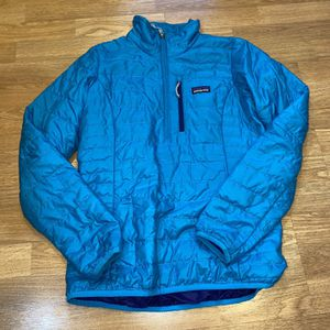 Patagonia Nano Puff Women XS Blue Jacket for Sale in Portland, OR