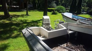 Mighty Johnson 70hp 2 stroke for Sale in Tabernacle, NJ