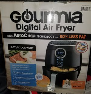 Gourmia 5-Qt. Air Fryer for Sale in Fort Worth, TX