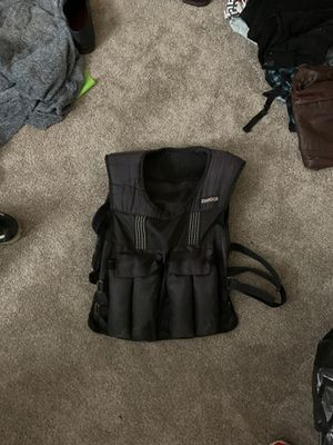 40lb Reebok weight vest for Sale in Sacramento, CA