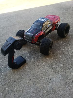 Arrma granite 2wd brushed for Sale in Patrick Air Force Base, FL