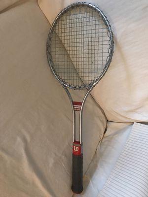 Wilson Vintage Tennis Racquet for Sale in Miami, FL