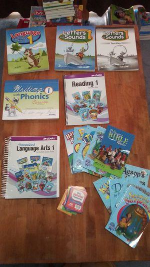 Abeka LA & Reading 1 for Sale in Puyallup, WA
