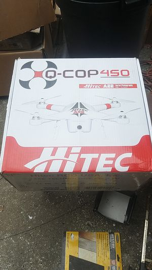 Q-cop450 drone for Sale in Glen Head, NY