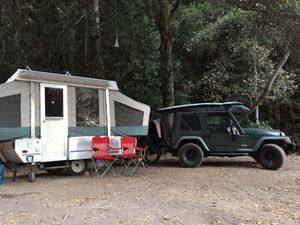 Pop up camper trailer ! for Sale in San Diego, CA