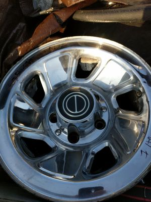 Four Five lug rim from Ford f150 1996 5.0 2 w for Sale in Modesto, CA
