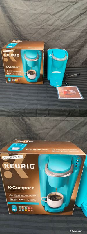 Keurig K . Compact Single Serve Coffee Maker for Sale in Los Angeles, CA
