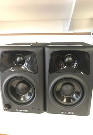 M-Audio Monitor Speakers for Sale in Austin, TX