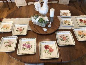 Rare! Portmeirion Botanic Roses set for Sale in Lexington, KY