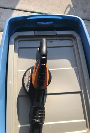WORX Lithium-Ion 20V Multi-Purpose Leaf Blower with Air Accessories HN- for Sale in Poinciana, FL