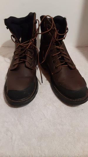 Ariat Work Boots Size 8.5 M for Sale in Milford, MI