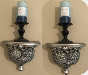 $30 candles and sconces for Sale in Phoenix, AZ