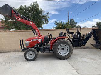 McCormick x1.35 Backhoe Tractor for Sale in Phoenix,  AZ