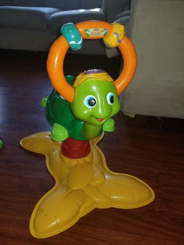 Vtech Bouncing Colors Turtle