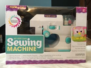 Made by me, kids sewing machine for Sale in Sedro-Woolley, WA