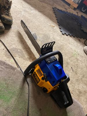 Poulan Chainsaw for Sale in Staten Island, NY