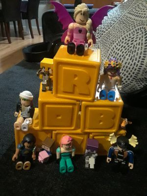 Roblox Action Figures for Sale in Maricopa, AZ