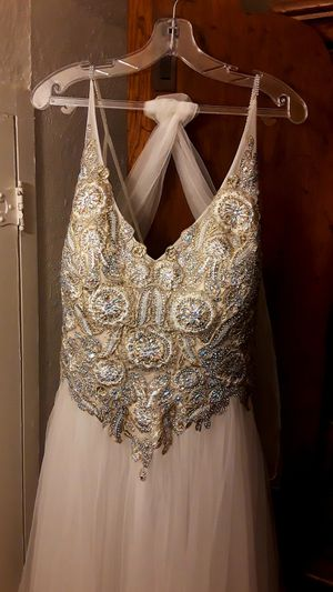 Wedding, prom or quencenara dress for Sale in Fresno, CA