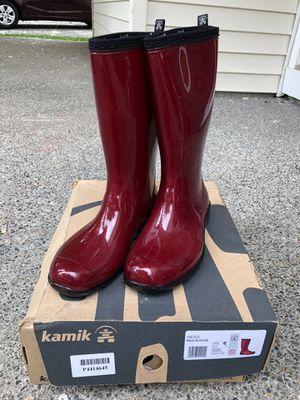 Kamik women's heidi rain boot for Sale in Portland, OR