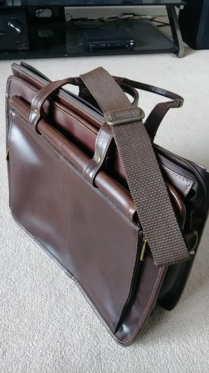 Wilson's Leather Brown Men's Business Bag for Sale in La Vergne, TN