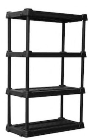 Plastic shelves for Sale in Pembroke Pines, FL