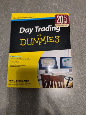 Day Trading For Dummies for Sale in Los Angeles, CA