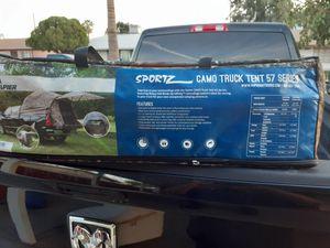 CAMO TRUCK TENT for Sale in Phoenix, AZ