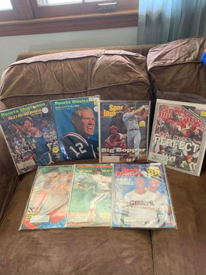 7 Vintage Sports Illustrateds for Sale in Independence, MO