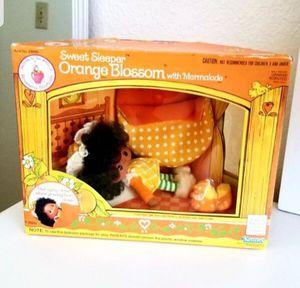 Strawberry Shortcake Orange Blossom Sweet Sleeper for Sale in Fontana, CA