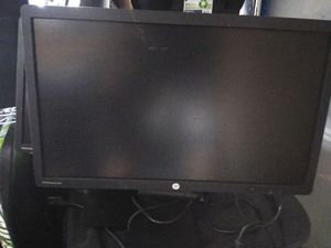 HP monitor 20 inch for Sale in Vacaville, CA