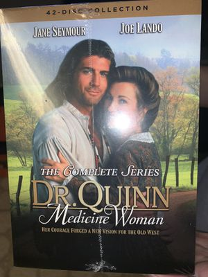 DR. QUINN MEDICINE WOMAN COMPLETE SERIES UNOPENED for Sale in Tinley Park, IL