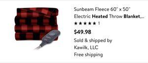 Heated Blanket for Sale in Manassas Park, VA
