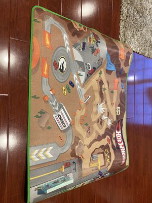 Hot Wheels Rug for Sale in San Jose, CA