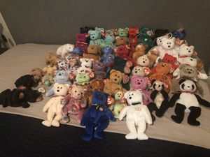 Beanie baby collection for Sale in Carlsbad, CA